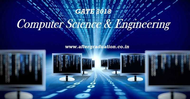 Computer Science Engineering, CSE GATE 2018 Preparation Strategy in 3 Months