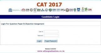 CAT 2017 Question Paper and Answer Key Released by IIM Lucknow
