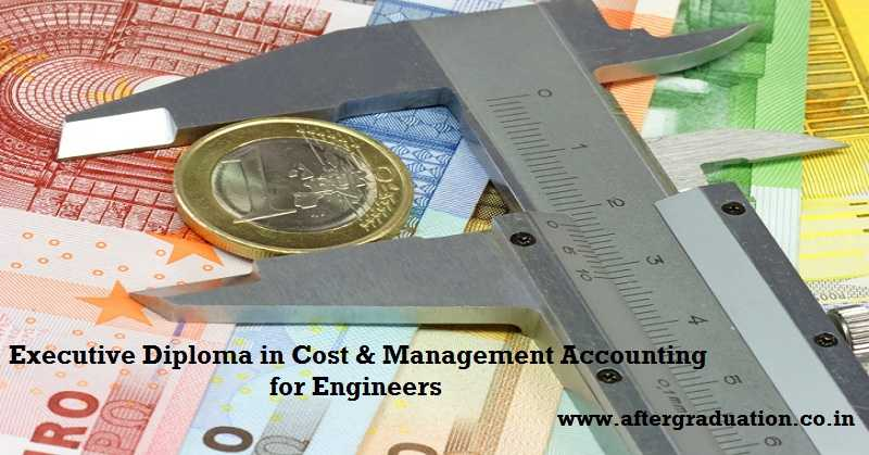 ICMAI Executive Diploma in Cost & Management Accounting, CMA for Engineers, ICMAI has invited the online application for admission to the Executive Diploma in Cost & Management Accounting, CMA for Engineers course