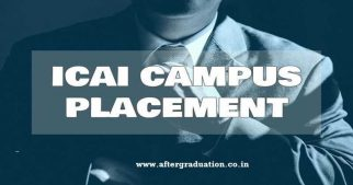 ICAI Overseas Campus Placement Revised schedule: ICAI announced latest schedule for its 2nd Overseas Campus Placement for Chartered Accountants and Accountants which was earlier planned from 18th – 22nd, October 2019 has been postponed for 12-14 December 2019.