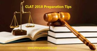 CLAT 2018 Preparation Tips to Crack CLAT 2018 and Law entrance exam in One Month for admission in to law Institute or Universities