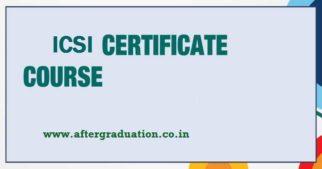 ICSI Certification Course with NLU Delhi on Strategic leadership Program for Young Company Secretaries