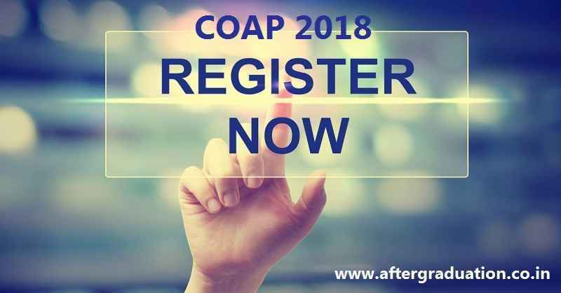MTech Admission in IITs Through COAP 2018, Registration Begins from April 02, admission for post graduate degree from IITs and other institute