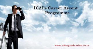 ICAI Conducting Career Ascent Programme for Experienced Chartered Accountants