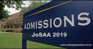JoSAA 2018 Registration and Counselling for Admission to IITs, IIITs, NITs and GFTIs