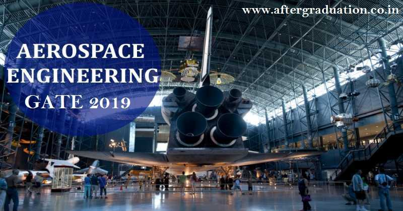 GATE 2019 Aerospace Engineering (AE) Syllabus, Exam Pattern, Reference Books, Preparation Strategy for GATE 2019 AE