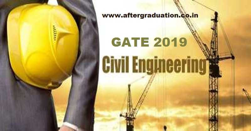 GATE 2019 Civil Engineering (CE) Syllabus, Exam Pattern, Reference Books, Preparation Tips