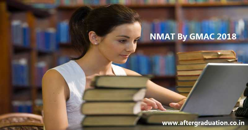 Application Process Started for NMAT by GMAC 2018, Register Before October 03, 2018