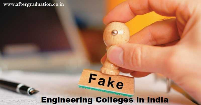 277 fake engineering colleges in India, Delhi highest with 66 followed by Telangana and West Bengal