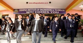 Jodhpur Institute Of Engineering And Technology (JIET), Prominent Engg. College Of Jodhpur Rajasthan