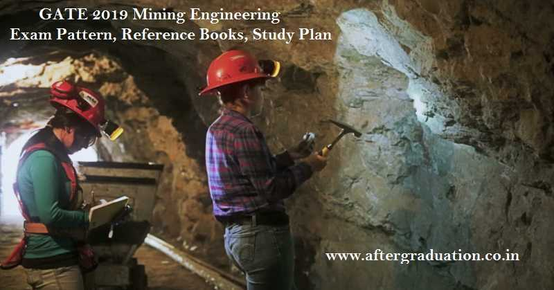 Mining Engineering GATE 2019 Exam Pattern, Reference Books, Preparation Strategy
