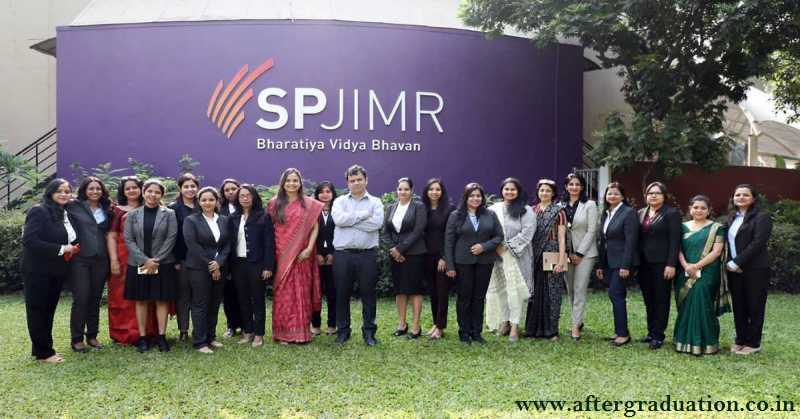 Admission Open For SPJIMR PGMPW, Exclusively For Women Returning To Work , Management program for women to return to her career after a break