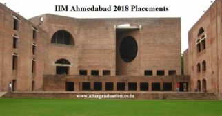 IIM Ahmedabad Placement 2018, International Highest Package Down to USD 99172 IIMA PGP Placements 2016-18 Batch IIM PGP-FABM Placements 2018 IIMA Domestic and International offers