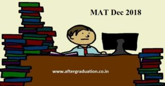 Management Aptitude Test MAT Dec 2018 Registration: Check Exam Schedule, Exam Pattern, Preparation Tips