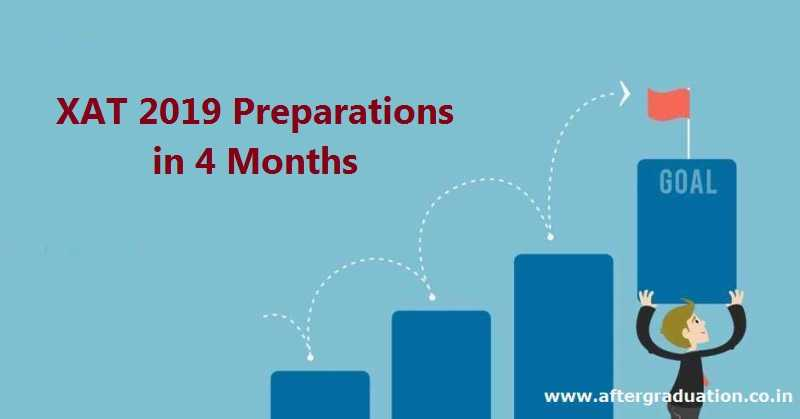 XAT 2019 Preparations in 4 Months: XAT 2019 Exam Pattern, XAT Preparation Strategy, XAT Preparation Recommended Books