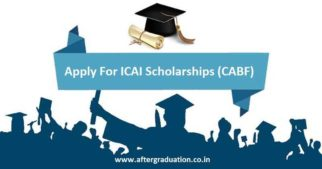 The Board of Trustees of CASBF has announced Financial Assistance Scheme to needy, financially week but meritorious CA students for Year 2019-20, ICAI scholarship for CA students