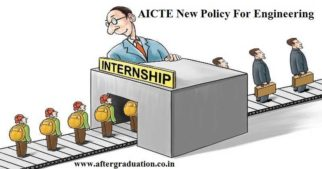 AICTE New Policy : Internships And 'Activity Points' Mandatory for Engineering, AICTE's New Rule For engineering students: Mandatory Internships and Earn required 'Activity Points'