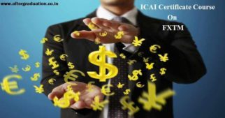 The ICAI committee has announced the upcoming batch of FXTM Certificate Course commencing from February 01, 2020, at Mumbai and Noida Centres.