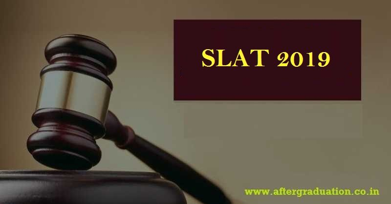 SLAT 2019, Five-Year Integrated Law Programmes From Symbiosis Law Schools, Entrance exam for Symbiosis Law Programme, Symbiosis Law admission test 2019, Symbiosis Entrance test for law