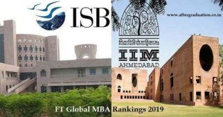 FT Global MBA Rankings 2019: ISB Ranked Above IIMs, Stanford Graduate School of Business in California proved again as the world's best B-school in the FT Global MBA Rankings 2019