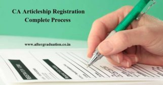 CA Articleship And Its Registration Process, CA Training registration form, fees, eligibility criteria, Duties and learnings of CA Articles