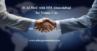 Residential Training Programme for Young CAs at IIM Ahmedabad, to help Chartered Accountants acquire a business and managerial orientation, 'Management and Finance for Young Chartered Accountants'
