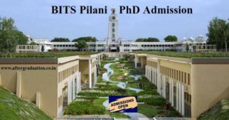 BITS-Pilani PhD Programmes Admission Open for Second Semester 2019-20, Application Procedure, Eligibility Criteria, Selection Procedure, Fees, Important Dates/Deadline for BITS Pilani PhD (Doctoral) programme application.