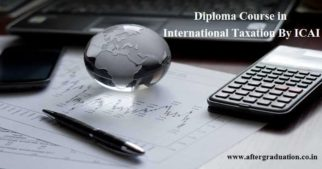 ICAI Opens Registration process for Diploma Course in International Taxation. ICAI's International Taxation Diploma Course Registration, Fees