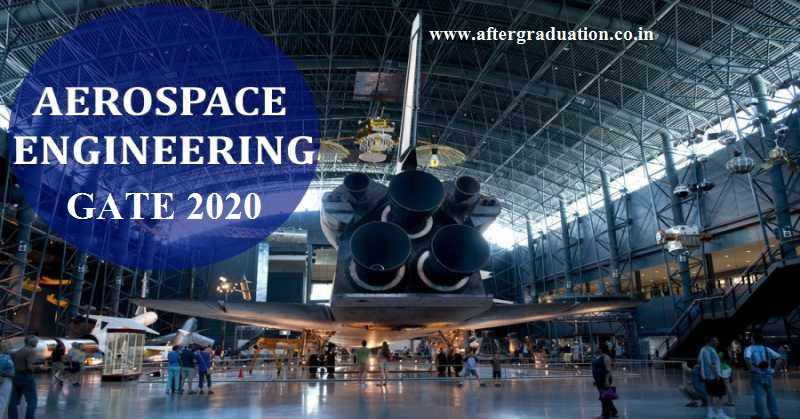 Candidates appearing in GATE 2020 exam in Aerospace Engineering (AE) discipline must know the proper GATE 2020 AE syllabus, Exam Pattern, Aerospace Engineering GATE 2020 Books and preparation tips of the subject for better GATE Score as results.