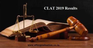 CLAT 2019 result declared on website of CLAT. Check the 1st provisional Allocation list of NLUs for 5-Year Law programme and LLM Programme.