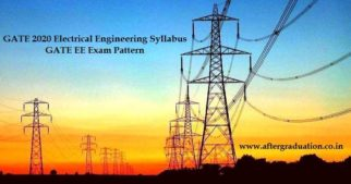 Candidates appearing in GATE 2020 Electrical Engineering must check syllabus, GATE EE Exam pattern and preparation tips for better GATE Score