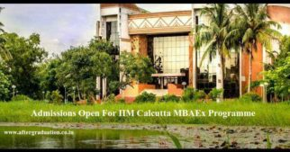 The application process for IIM Calcutta MBAEx Programme, 1-Year MBA program for executives is open now for 2020-21 session. IIMC 1-Year MBA