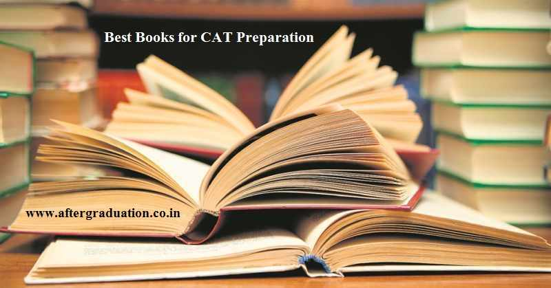 Best Books for CAT 2020 and Other MBA Entrance Exams Syllabus section-wise preparation for IIMs and other Top B-Schools, Books for CAT, MAT preparation