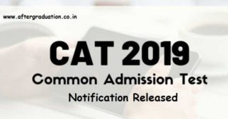 IIM has released Common Admission Test, CAT 2019 Notification on July 28, CAT 2019 on 24 Nov. Check CAT Eligibility, registration fees, IIM Selection process, CAT 2019 schedule, CAT Exam pattern etc details