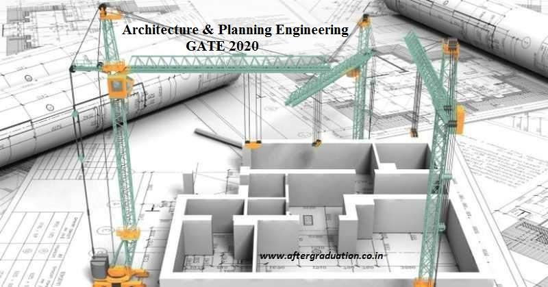 Candidatesmust know GATE 2020 Architecture And Planning Syllabus, books for Architecture & Planning GATE 2020 exam preparation, guidance
