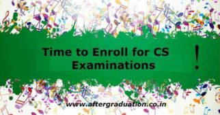 The online application process of CS December 2019 Exam registration has begun. The candidates can enrol for ICSI Foundation, Executive and Professional programmes December 2019 exams before the last date September 25, 2019 (without late fees). The last date to submit the examination form along with late fees is October 10, 2019, 23:59 hours.