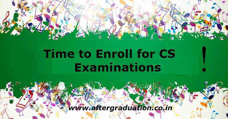 ICSI June-2020 Examination Enrollment Process Begins for CS Foundation, CS Executive and CS Professional Programme; CS June 2020 exam registration