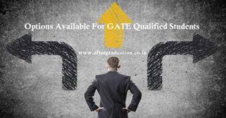 A number of students who are preparing for GATE 2020 exam have many questions in their mind like what should we do after qualifying GATE 2020? What are the best career options available after we clear GATE exam? What are the other multiple job options available after GATE 2020? Andy many more question. Don't worry guys, now there areMultiple Options Available For GATE Qualified Students.