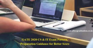 Candidates appearing for Computer Science and Information Technology (CS & IT)subject inGATE 2020must knowGATE 2020 CS & IT syllabus, Best reference books to study, CSE GATE 2020 Exam Pattern and preparation strategy and tips for betterGATE score.