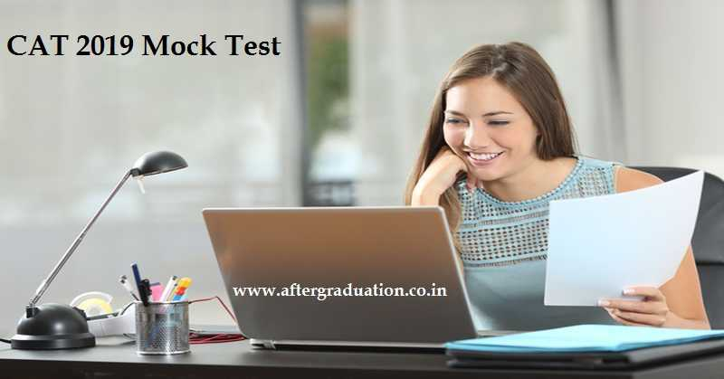 The CAT 2019 Mock Test released by IIM Kozhikode on CAT's official website is a complete guide on CAT syllabus and MBA entrance exam pattern.