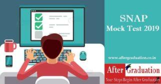 SNAP Mock Test 2019 Registration on October 16 & 17, Mock test on 18-19 Oct. How to register for Symbiosis National Aptitude 2019 mock test, SNAP 2019 Mock Test, SNAP Mock test registration process, SNAP 2019, Fees for SNAP Mock test, why SNAP Mock Test