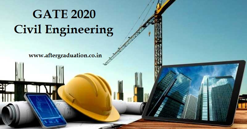 GATE 2020 Civil Engineering Preparation Strategy, Civil Engineering GATE 2020 Books, GATE 2020 CE Syllabus, GATE Exam Pattern for Civil Engineering Subject, Scope of Civil Engineering for best GATE 2020 Score