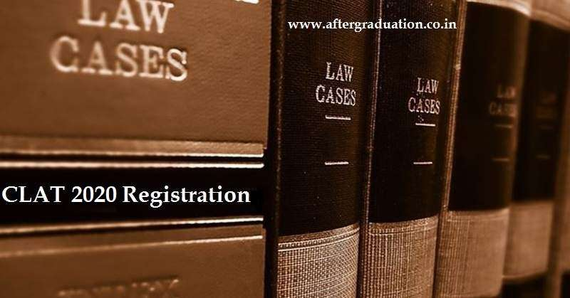 The Common Law Admission Test CLAT 2020 registration process begins from January 1, The CLAT 2020 application last date is March 31, CLAT 2020 Exam Pattern, CLAT 2020 Syllabus, Law Programme admission in NLU