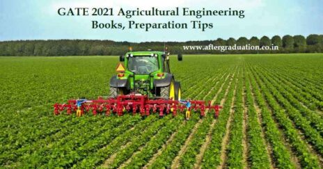 GATE 2021 Agricultural Engineering Books, GATE AG Preparation Tips for Better GATE Score, Agricultural Engineering GATE 2021 reference books