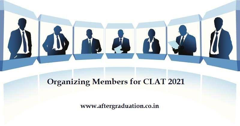 CLAT 2021 Organising Members Elected, Prof. Vijender Kumar Elected as CLAT 2021 Convener, Consortium of National Law Universities, Common Law Admission Test, CLAT 2021 convener