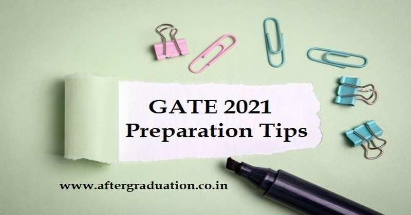 GATE 2021 Examination Last Minute Preparation Tips for Better GATE Score, GATE 2021 Exam Schedule, GATE 2021 Examination Preparation Tips