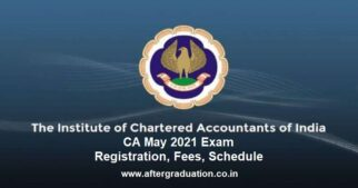 CA May-2021 exam Registration Process Begins, registration process for ICAI CA exam, CA exam Fees for Intermediate and Final May 2021 course, ICAI CA May 2021 exam schedule