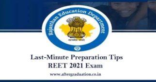 REET 2021 exam Last-minute preparation tips, BSER Rajasthan Eligibility Examination for Teachers, REET' 21 exam on Sept 26, REET Exam Pattern